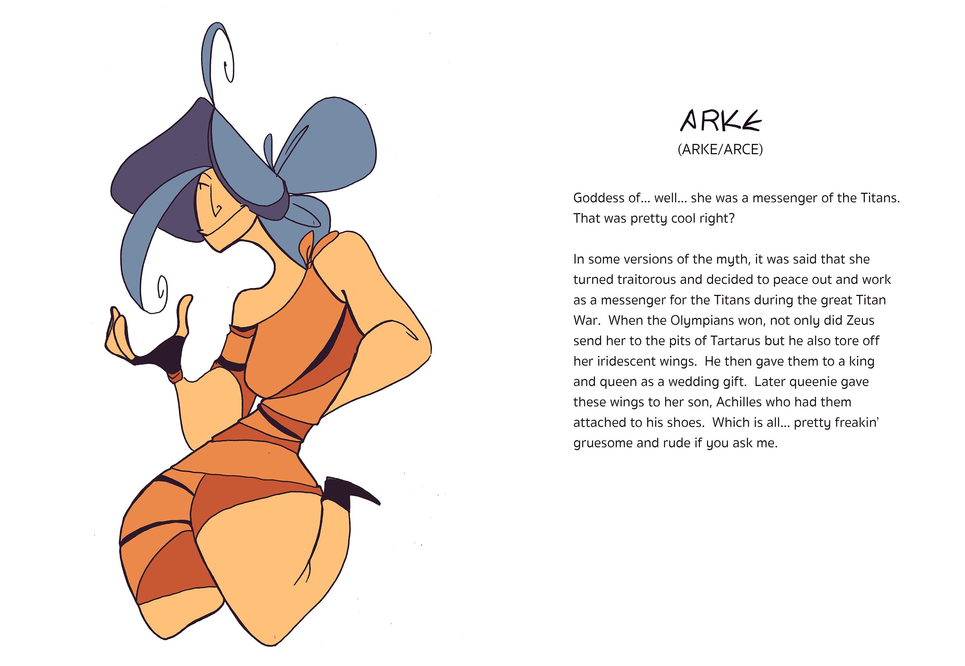 1: Arke – the Myth about Myths